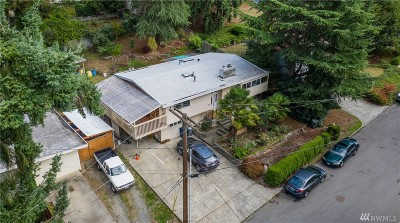 Bellevue Single Family Home For Sale: 502 157th Ave SE