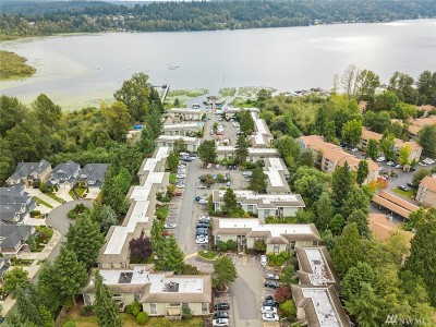 King County Condo/Townhouse For Sale: 17301 NE 45th St #86
