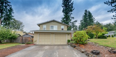 King County Single Family Home For Sale: 14632 SE 198th