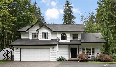 Arlington Single Family Home For Sale: 16916 134th St NE