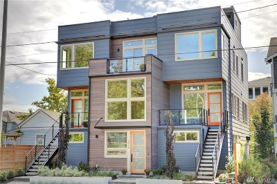 King County Single Family Home For Sale: 2615 NW 60th St