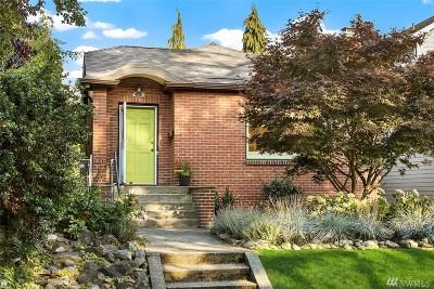 King County Single Family Home For Sale: 4016 Sunnyside Ave N