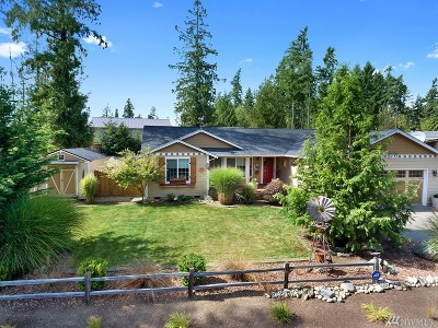 Port Orchard Single Family Home For Sale: 5797 SE Timmerman Ct