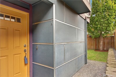 Seattle Single Family Home For Sale: 12014 31st Ave NE #A