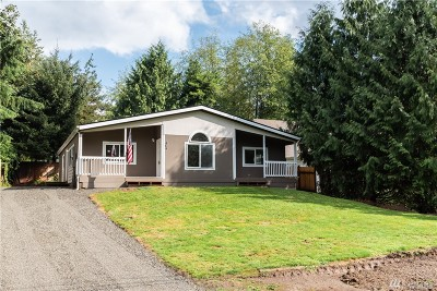 Sedro Woolley Single Family Home For Sale: 464 Hilltop Dr