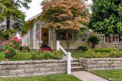 Chelan County Single Family Home For Sale: 506 Douglas St