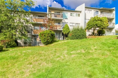 King County Condo/Townhouse For Sale: 15142 65th Ave S #1002