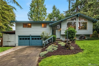 Federal Way Single Family Home For Sale: 604 S 302nd St