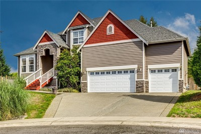 Bellingham Single Family Home For Sale: 1588 Kingswood Ct