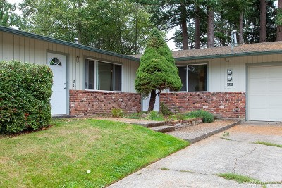 Bellingham Single Family Home For Sale: 3832 Idaho St