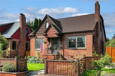 Seattle Single Family Home For Sale: 8053 23rd Ave NW