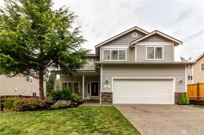 Spanaway Single Family Home For Sale: 7601 198th St E