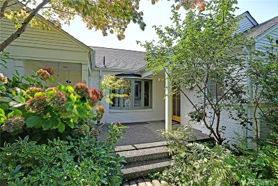Seattle Single Family Home For Sale: 4021 E Galer St