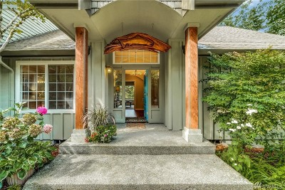 King County Single Family Home For Sale: 34829 NE 14th St