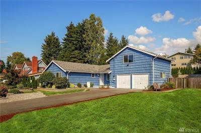 Pierce County Single Family Home For Sale: 2601 N Vassault St