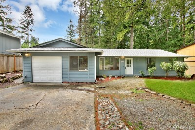 North Bend Single Family Home For Sale: 42921 SE 168th Place