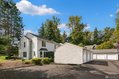 King County Condo/Townhouse For Sale: 10279 NE 129th Lane