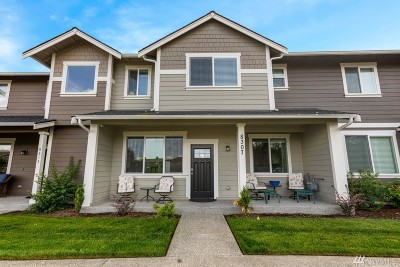 Puyallup Single Family Home For Sale: 8307 174th St Ct E