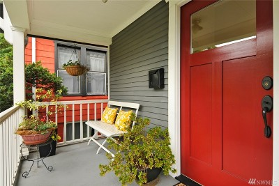 Seattle Single Family Home For Sale: 4018 4th Ave NE