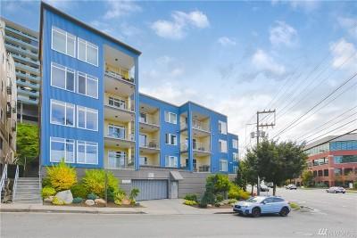 Seattle Condo/Townhouse For Sale: 500 Elliott Ave W #207