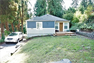 Lynnwood Single Family Home For Sale: 3102 170th St SW
