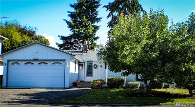 Snohomish County Single Family Home For Sale: 9209 47 Dr NE