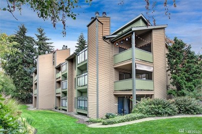 Lynnwood Condo/Townhouse For Sale: 4920 200th St SW