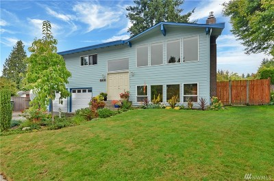 Snohomish County Single Family Home For Sale: 8415 198th Place SW