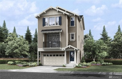 Lynnwood Condo/Townhouse For Sale: 14017 12th Place W #19