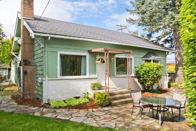 King County Single Family Home For Sale: 1838 Porter St