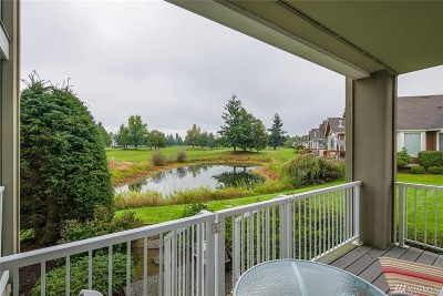 Lynden Condo/Townhouse For Sale: 200 W Maberry Dr #104