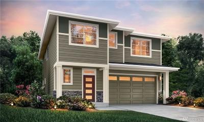 Marysville Single Family Home For Sale: 7505 87th (Lot 5) Ave NE