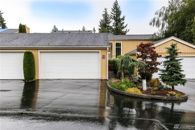 Federal Way Condo/Townhouse For Sale: 31828 32nd Place SW #64