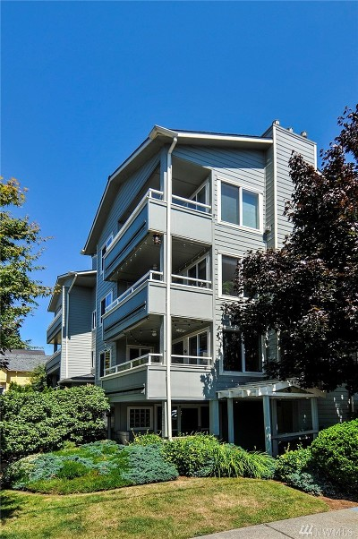 King County Condo/Townhouse For Sale: 2448 NW 59th St #302