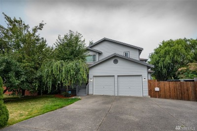 King County Single Family Home For Sale: 1301 33rd St SE