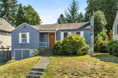 Seattle Single Family Home For Sale: 3051 NE 97th St