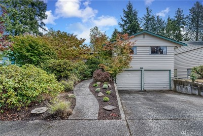 Tacoma WA Single Family Home For Sale: $389,000