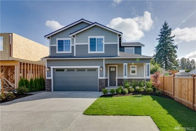 Snohomish County Condo/Townhouse Contingent: 1631 151st St SW