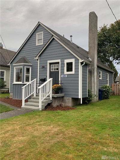 Sedro Woolley Single Family Home For Sale: 426 Jameson Ave