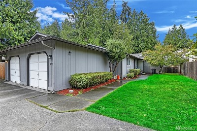 Snohomish County Multi Family Home For Sale: 10922 7th Ave SE #A/B