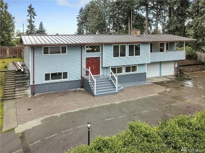 Pierce County Single Family Home For Sale: 9502 112th St SW
