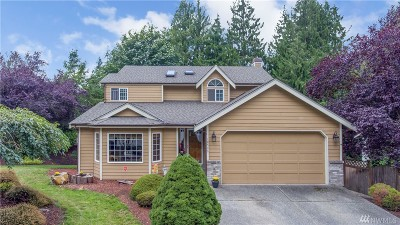 Snohomish County Single Family Home For Sale: 18526 Silverleaf Place