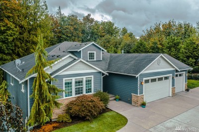Skagit County Single Family Home For Sale: 24066 Nookachamp Hills Dr