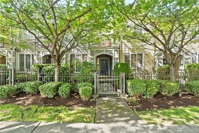 King County Condo/Townhouse For Sale: 9221 124th Ave NE #L605