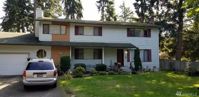 Federal Way Single Family Home For Sale: 5243 SW Dash Point Rd