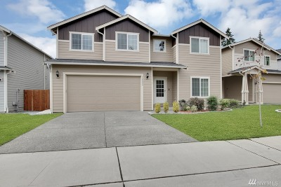 Puyallup Single Family Home For Sale: 14806 55th Av Ct E