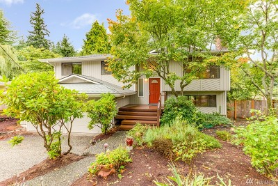 Snohomish County Single Family Home For Sale: 4816 Glenwood Ave