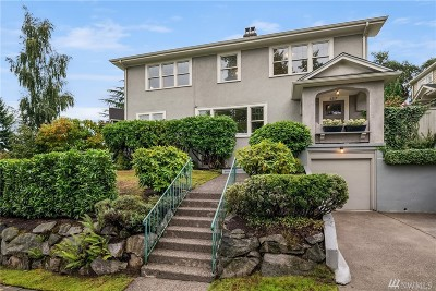 King County Single Family Home For Sale: 2217 E Crescent Dr
