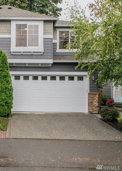 Lynnwood Single Family Home For Sale: 20926 2nd Ave W #B