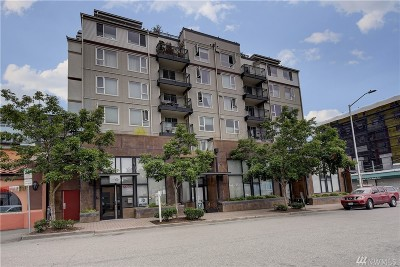 King County Condo/Townhouse For Sale: 12334 31st Ave NE #606